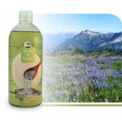 Foto van Warm and Tender Concentraat Alpen 100 ml