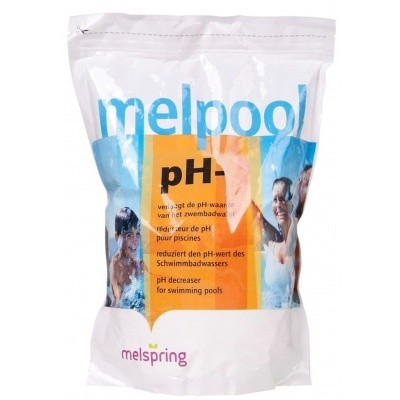 Foto van Melpool PH minus poeder 1,5 kg