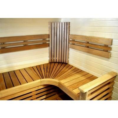 Foto von Azalp Saunabänke nach Ihren Wünschen?
