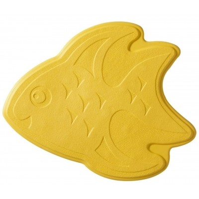 Foto van Ridder Anti Slip Mat Mini-Fische Geel