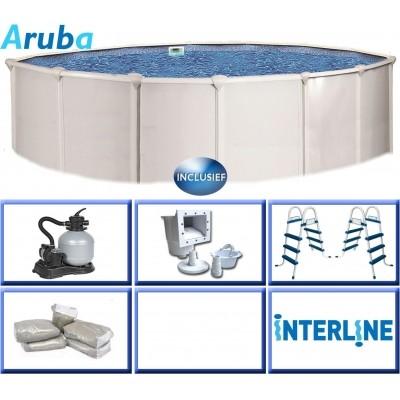 Hoofdafbeelding van Interline Aruba 460 x 122 cm inclusief pakket