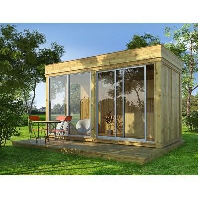 Foto van Viking Garden Cube 5