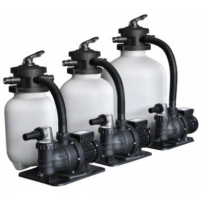 Hauptbild von Interline Eco Sandfilter-Set 46,5 cm/0,75 HP Pump 9,5 m3/h – set 8 m3