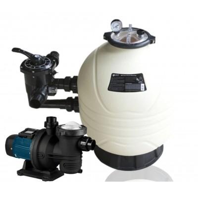 Hoofdafbeelding van Royal Blue Filterset 10 m3/u (FCP-370S + MFS20)