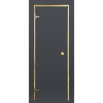 Hoofdafbeelding van Ilogreen Saunadeur Trend (Elzen) 189x89 cm, helderglas