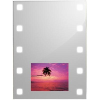 Hoofdafbeelding van SplashVision LED Spiegel 10