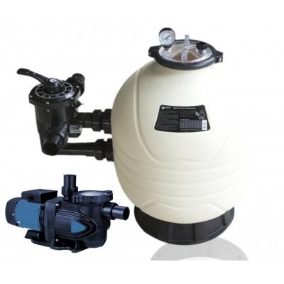 Hauptbild von Royal Blue Sandfilter-Set 10 m3/h (PPB50-050 + MFS20)