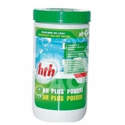Foto van HTH pH plus poeder 1,2 kg