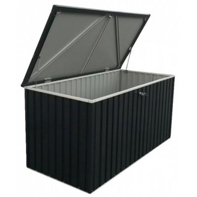 Foto von Duramax Box 170x70 cm, Black (RAL 7016)