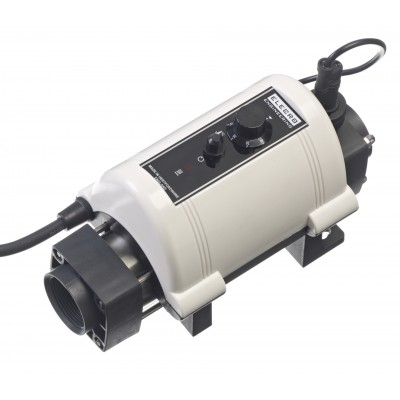 Foto von Elecro Engineering Nano Compact 6 kW mono Swimming Pool Heater (titanium)
