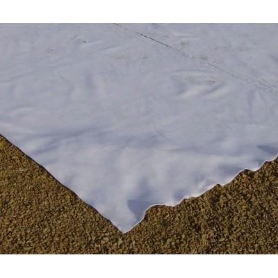 Foto van Blue Ocean Vloerbekleding (200 gr/m2) voor zwembad 8 x 4,57 m