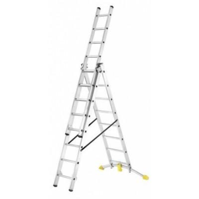 Hoofdafbeelding van Hailo HobbyLOT 1420-501 Aluminium ladder