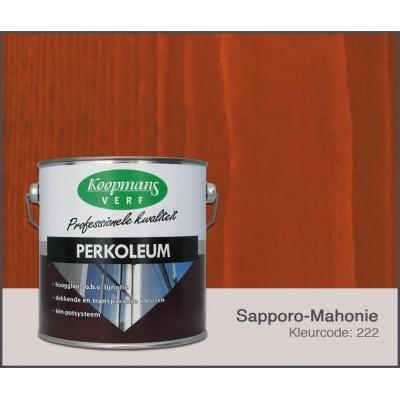 Hoofdafbeelding van Koopmans Perkoleum, Sapporo-Mahonie 222, 2,5L Hoogglans