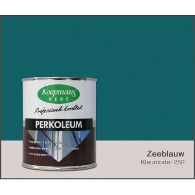 Foto von Koopmans Perkoleum, Meerblau 252, 0,75L Hochglanz