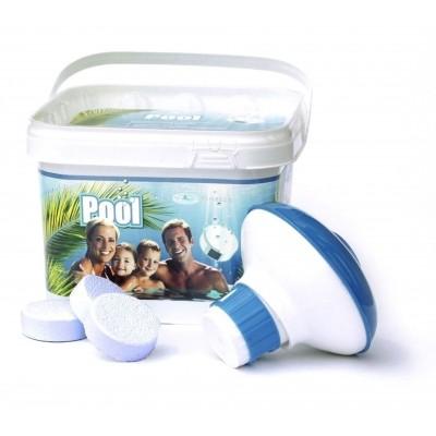 Hoofdafbeelding van AquaFinesse Pool Bucket (30 tablets of 53g)