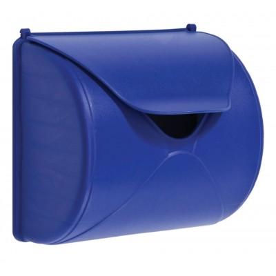 Foto von AXI Briefkasten blau