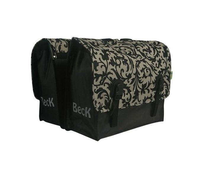 Beck Classic Decoration zwart/wit 46 liter
