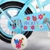 Afbeelding van Yipeeh Liberty Urban Blauw 12 inch meisjesfiets 61208