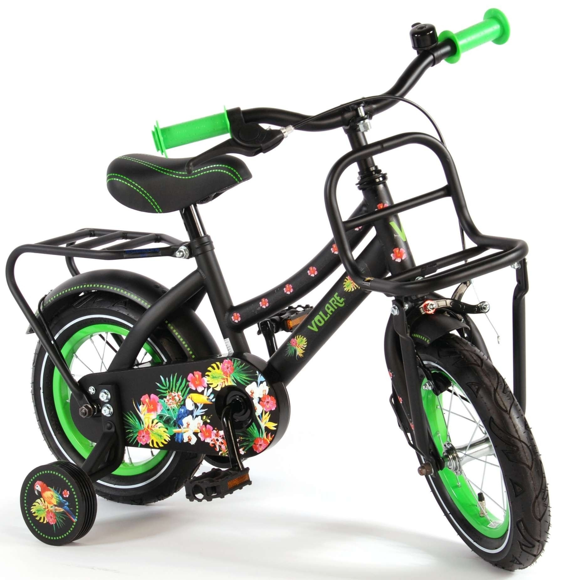 Volare Tropical Girls 12 inch meisjesfiets 61219