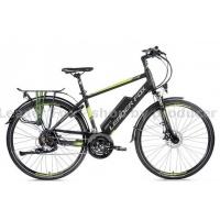 Foto van Leader Fox E-Bike Sandy Gent 21V met achterwielmotor