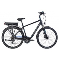 Foto van Leader Fox E-Bike Forenza Gent 21V met achterwielmotor