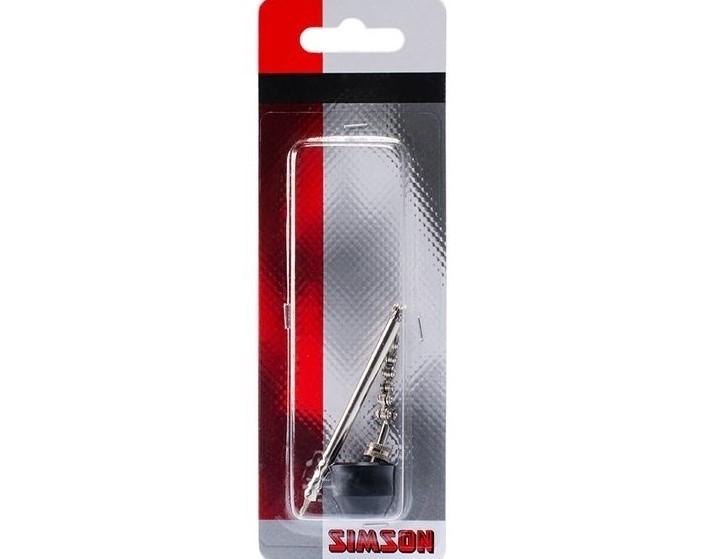 Simson Versnellingsstift S.A 3-streepjes 020815
