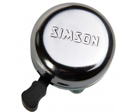 020100 Simson Bel traditioneel chroom