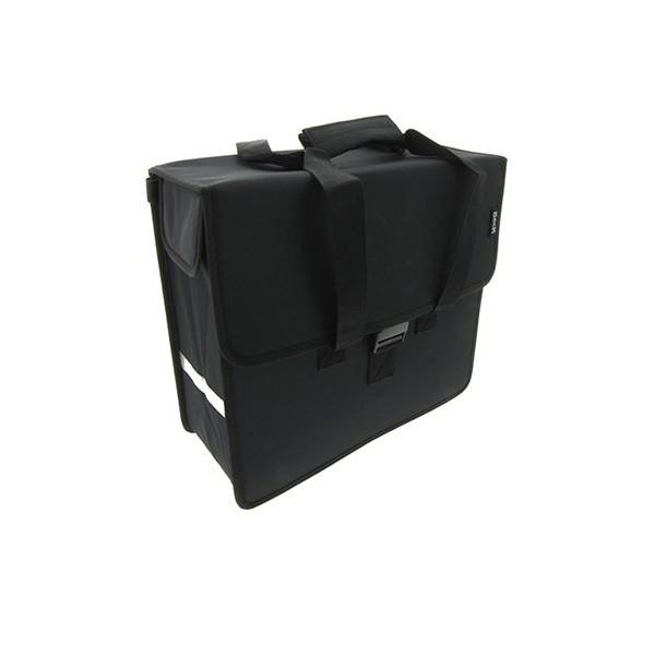 Beck Shopper mat zwart 18 liter