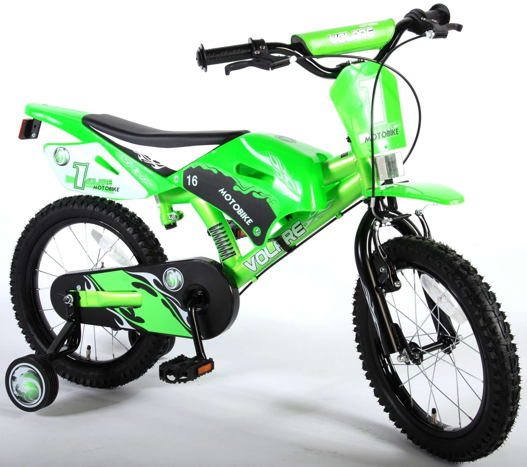 Volare Motorbike 16 inch jongensfiets 61607