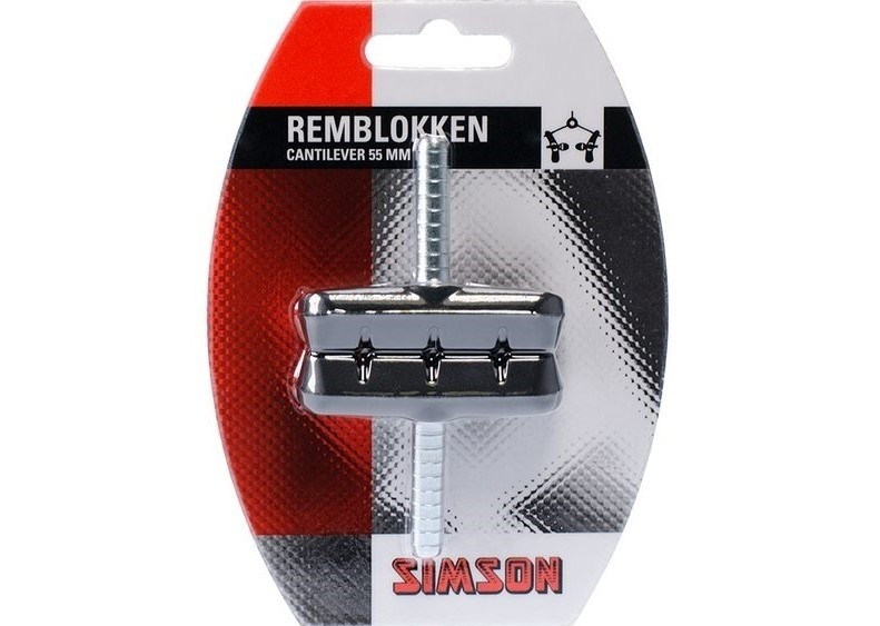 Simson Remschoenen Cantilever 55mm 020206