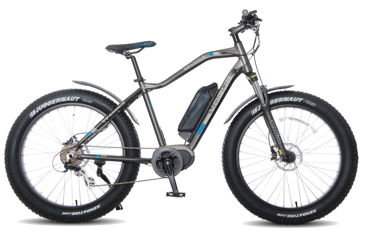 Vogue E-Bike Maximus Mountainbike 7 versnellingen