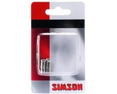 Simson Schroefnippels M6x14 mm 021504