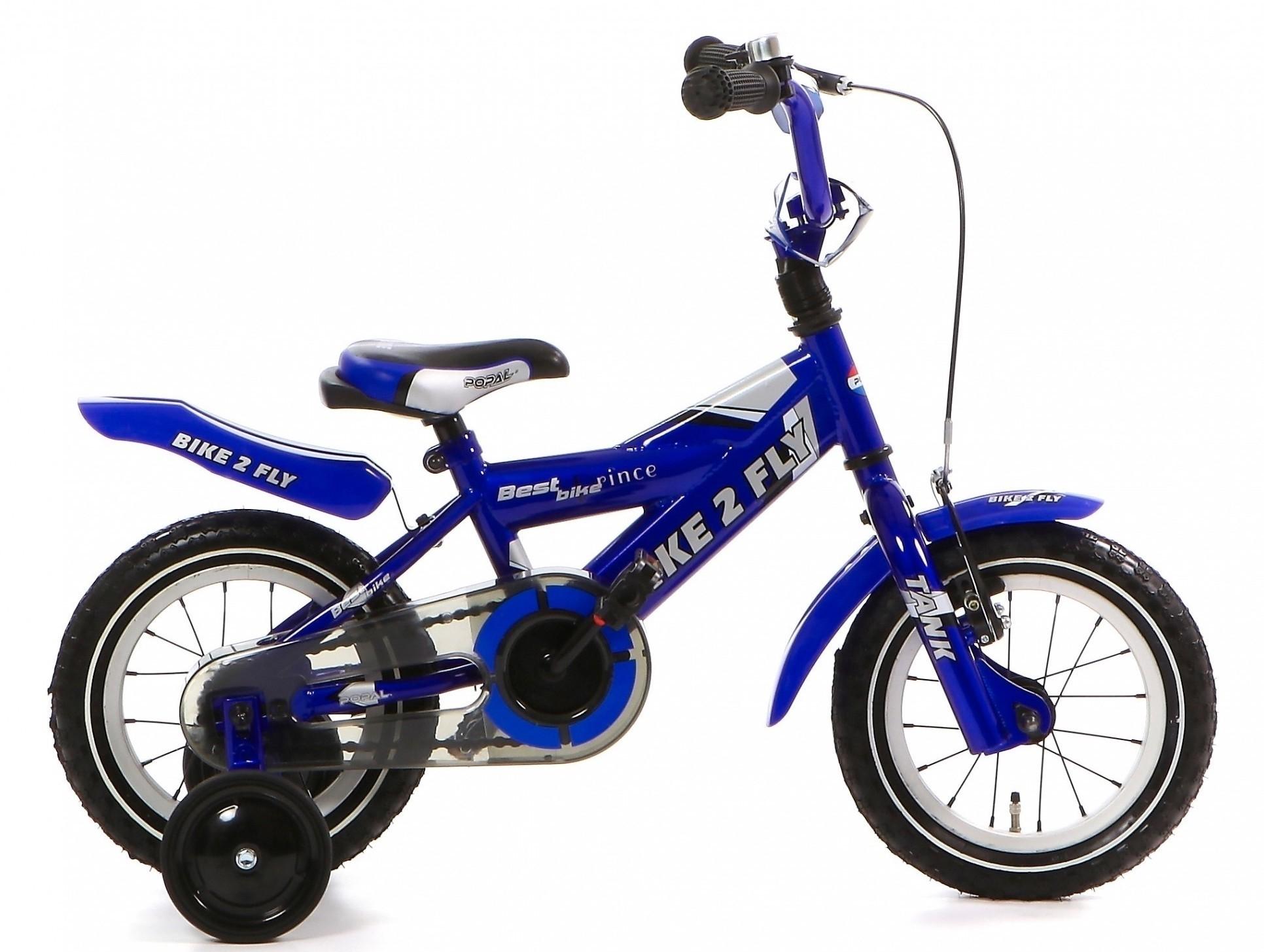 Popal Bike 2 Fly 12 inch (diverse kleuren)