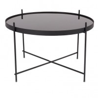 Foto van Side table cupid black L
