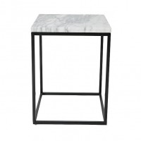 Foto van Side table Marble Power
