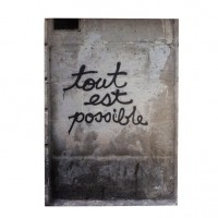 Foto van Tout est possible artwork