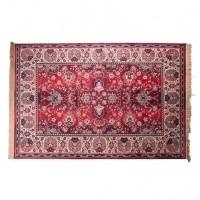 Foto van Bid carpet oud rood 170 x 240 cm