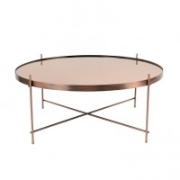 Foto van Side table cupid copper XL