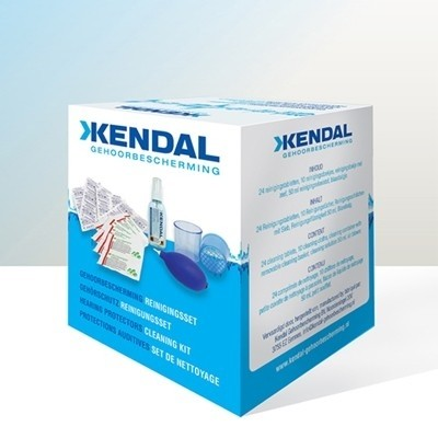 Foto van Kendal Cleaning kit