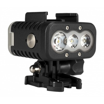 Afbeelding van Heye H1 Waterproof LED Duiklamp voor GoPro