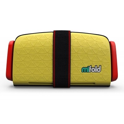 Foto van mifold Grab-and-Go Booster Seat (Taxi Yellow)