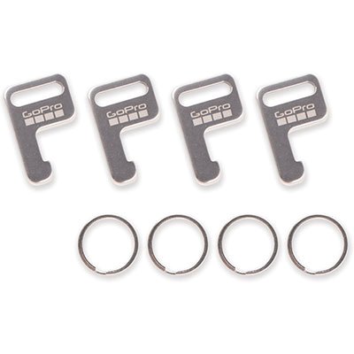 Foto van GoPro WiFi Remote Attachment Key and Rings