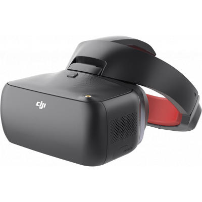 Foto van DJI Goggles Racing Edition