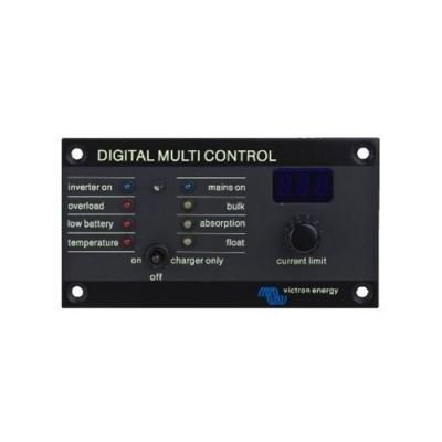 Victron Digital Multi Control 200/200A (zwart)