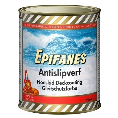 Foto van Epifanes Antislipverf 750 ml