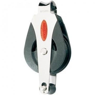 RF50111+ enkel blok 50 mm beugel hv