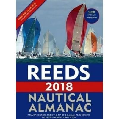 Foto van Reeds Nautical Almanac 2018