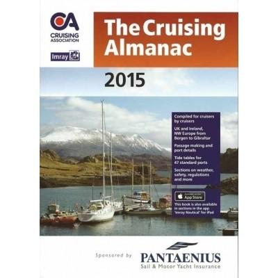 Foto van Imray Cruising Almanac 2015