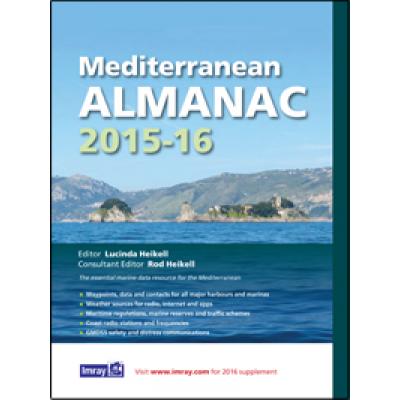 Foto van Mediterranean Almanac 2015/16