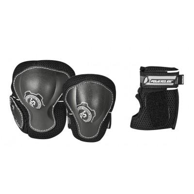 Powerslide Bescherming Pro Air Tri-pack